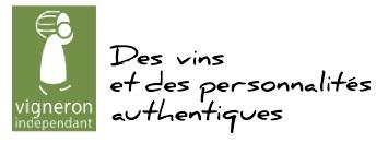 logo Vigneron indépendant chateau linclassable vin coteaux bordelais bio vegan vignobles fauchey