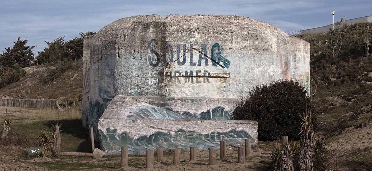 blocos graffiti soulac sur mer