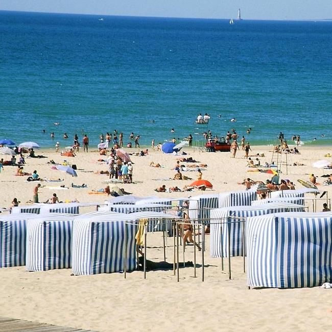 plage soulac sur mer